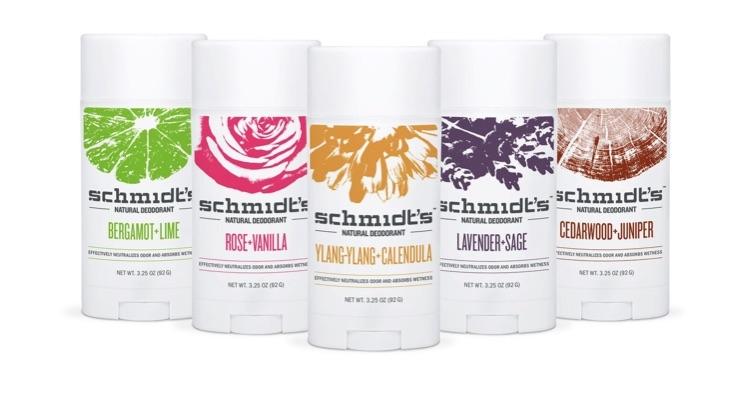 Unilever To Acquire Schmidt's Naturals
