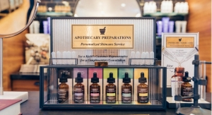 Cosmetics Packaging with an Apothecary Touch