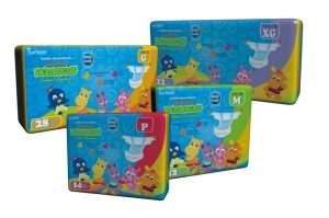 Backyardigans Confort Premium