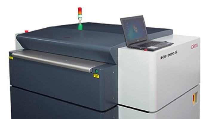 Amherst Label invests in CRON-ECRM flexo CTP system