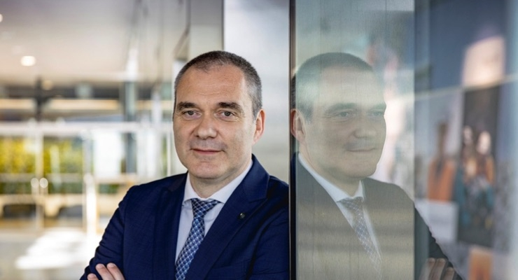 Nico Delvaux Appointed New President and CEO of ASSA ABLOY