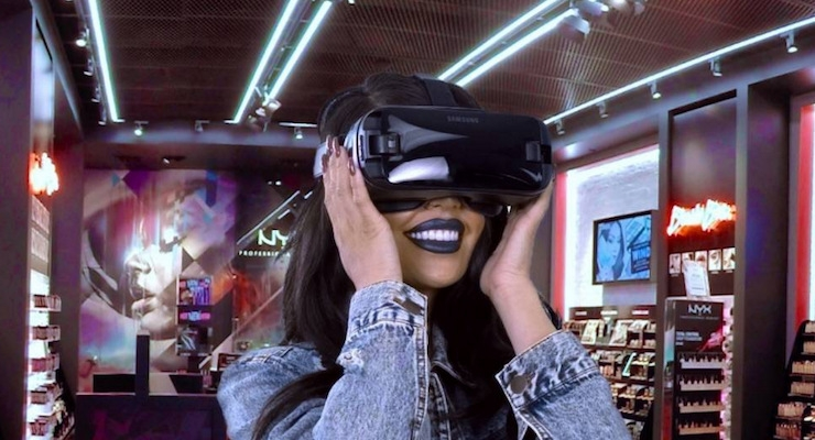 NYX Launches A Virtual Reality Makeup Tutorial