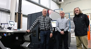 AMS Print and Mail Specialists expands into digital labels