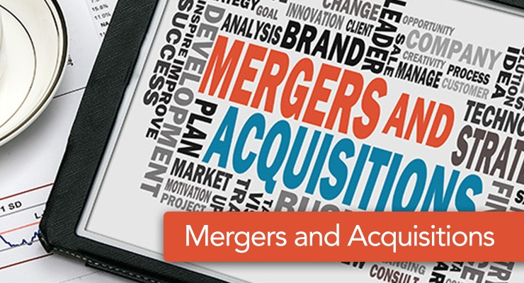 A Flurry of M&A Activity in the Ink Industry