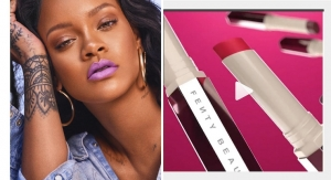 Rihanna To Launch Fenty Beauty Lipstick
