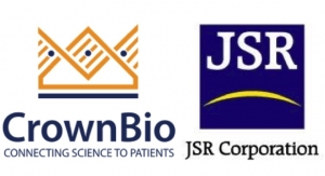 Crown Bioscience Announces Merger with JSR Corporation