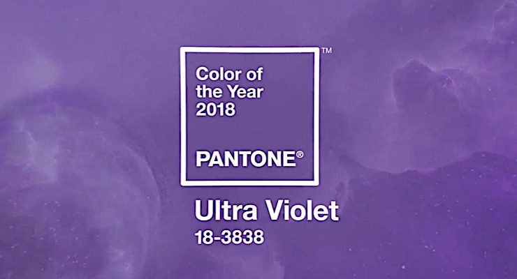 Pantone unveils 2018 Color of the Year