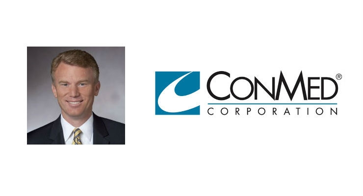 CONMED Corporation Appoints New Exec. VP and CFO