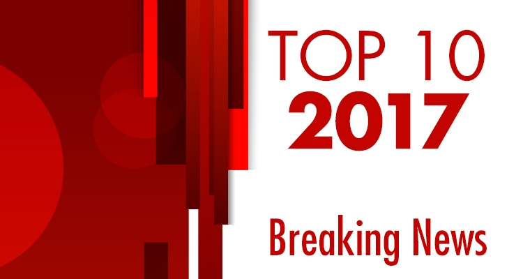 Coatings World's Top 10 Breaking News Stories of 2017