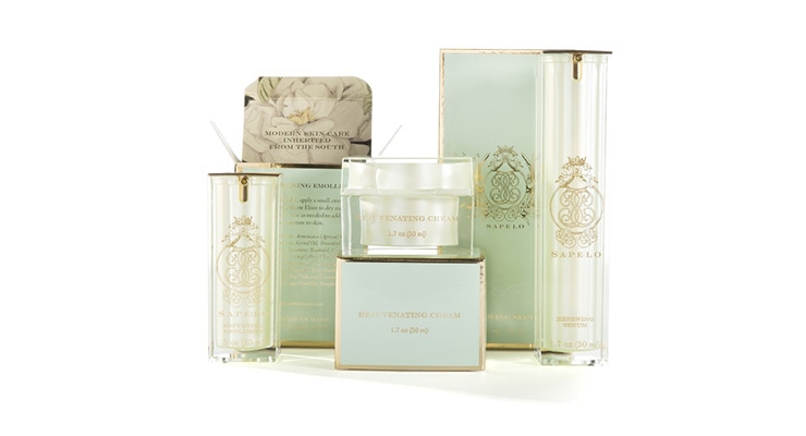 DISC Wins Gold for Sapelo Luxury Skin Care Packaging