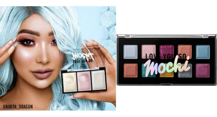 NYX To Promote Mochi Collection on #MochiMonday