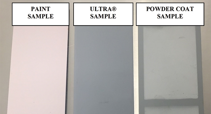 100% Solid, Thin-Film Polyurea Aliphatic System