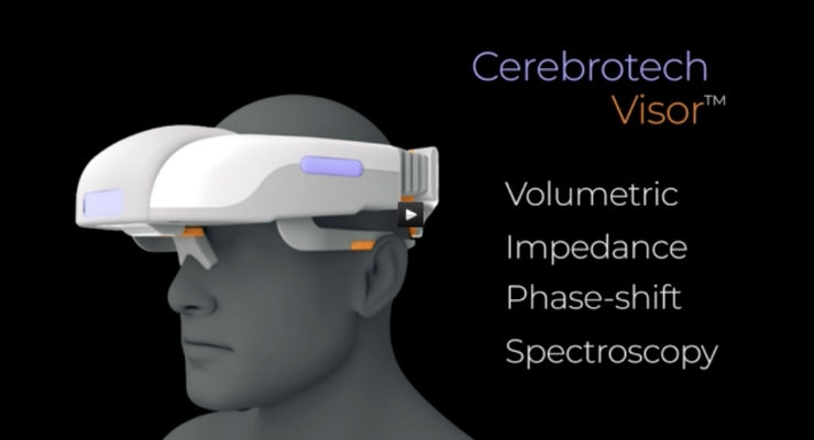FDA Clears Cerebrotech Visor