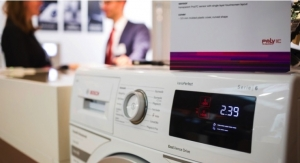 Most Intriguing Flexible and Printed Electronics Products of 2017: EcoSilence Drive Washing Machine