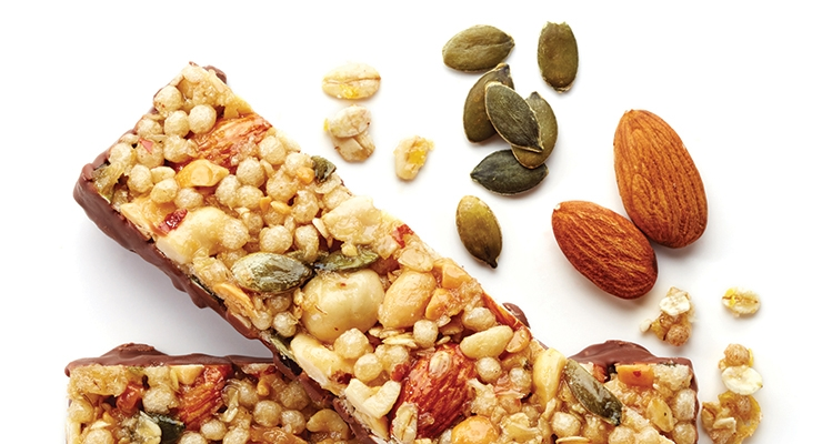 Refreshing Ideas for Healthy Snacks & Nutrition Bars