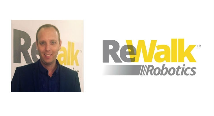 ReWalk Robotics Appoints New CFO