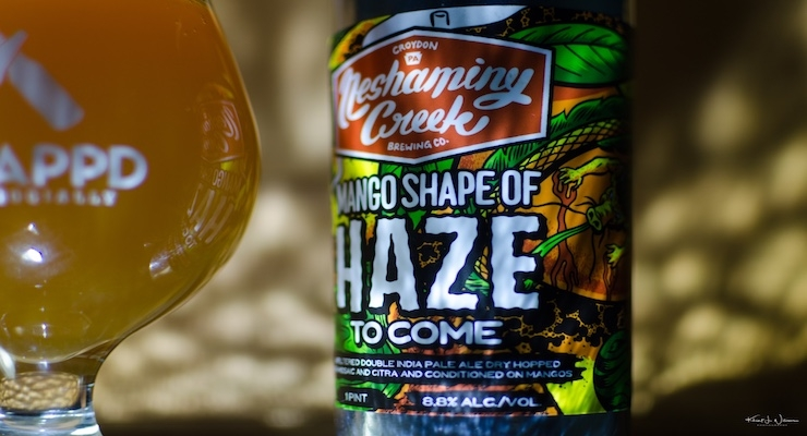 From Canvas to Can: JP Flexner Talks Neshaminy Creek Brewing Company Designs