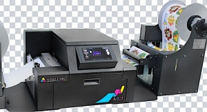 Afinia Label launches industrial digital color label printer