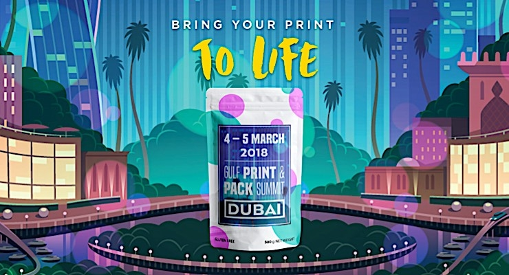 Dubai to host first Gulf Print & Pack Summit