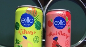 Crown, Eklo Water Bring First Flavored Water Packed in Cans to Brazil