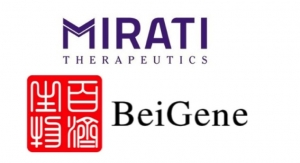 BeiGene, Mirati Enter Exclusive License Agreement