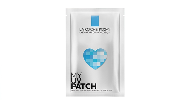 L'Oréal's My UV Patch