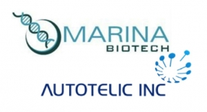 Marina Biotech Enters Agreement with Autotelic Bio