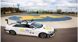 PPG, University of Michigan's Mcity Partner for Autonomous Vehicle Testing, Research