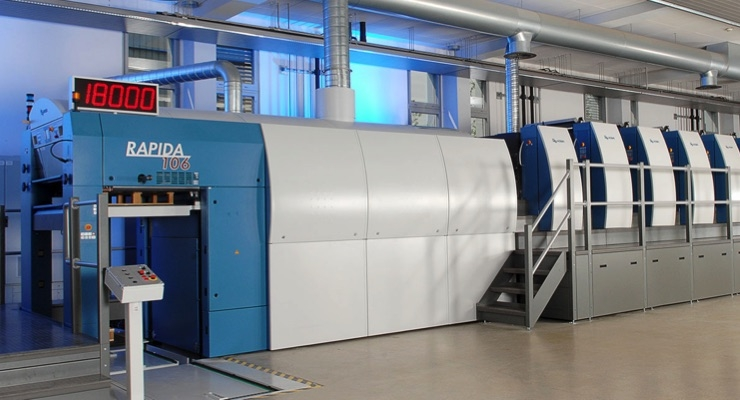 Noor Carton & Packaging Adds Two Rapida 106 Presses