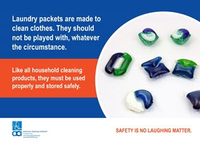 ACI Takes the Lead on Detergent Safety