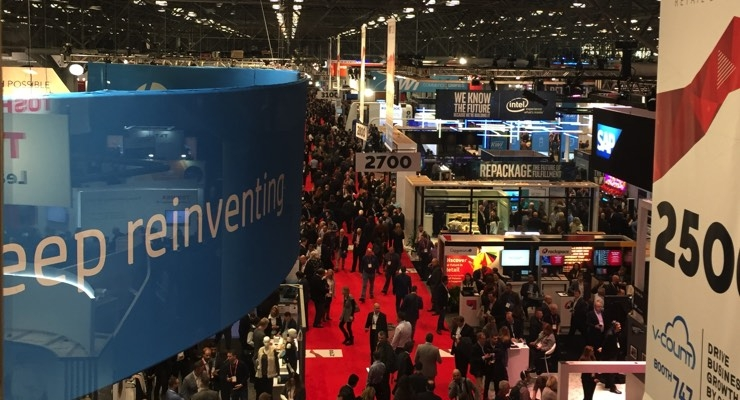 RFID Takes Stage at NRF 2018: Retail's Big Show