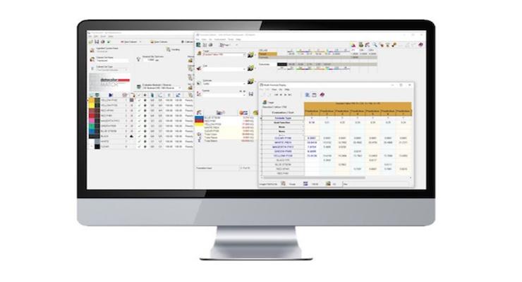 Datacolor Releases Match Pigment 4.0 Color Formulation Software