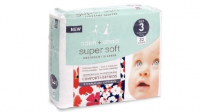 Aden + Anais Launches Baby Diapers and Wipes