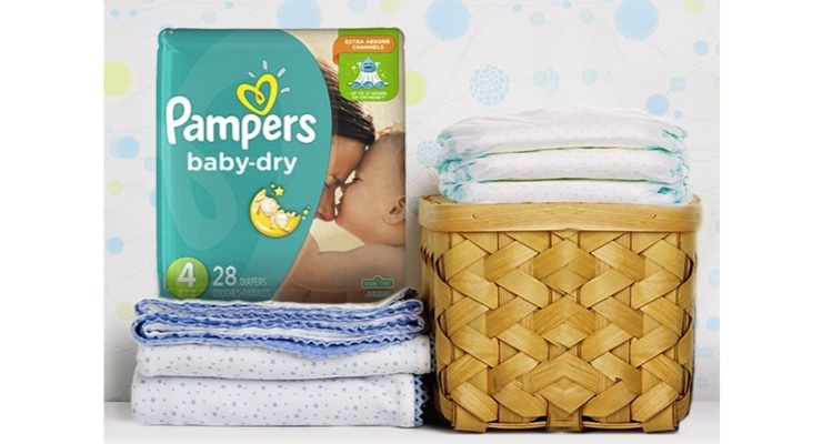 Pampers Upgrades Baby Dry Diapers