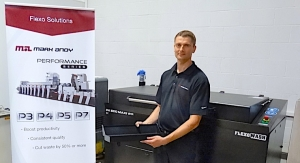 Mark Andy chooses Flexo Wash for European demo center