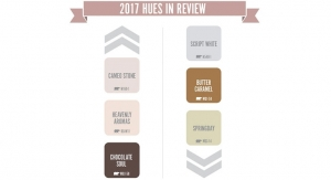 Behr 2017 Hues in Review