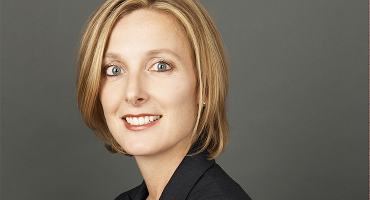Jenny Belknap, senior vice president, Global Consumer and Product Marketing, Clinique