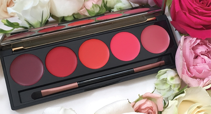 New Zealand brand Karen Murrell worked with Quadpack to create an effective palette for its cruelty- and harmful chemical-free lip color set.