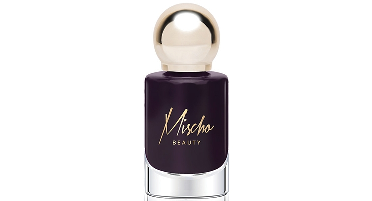 Mischo Beauty's Lacquer of Love, in a newly designed bottle.
