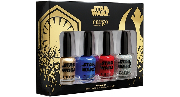 Cargo Star Wars Nail Polish Kit