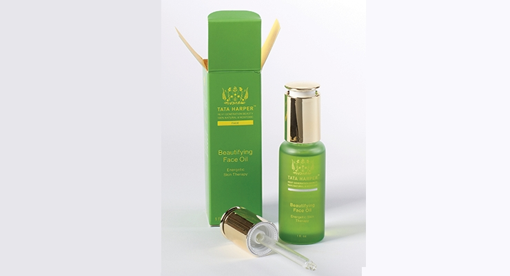 Health and Beauty - Gold Award: Tata Harper Beautifying Face Oil for Tata Harper by Quadpack Group