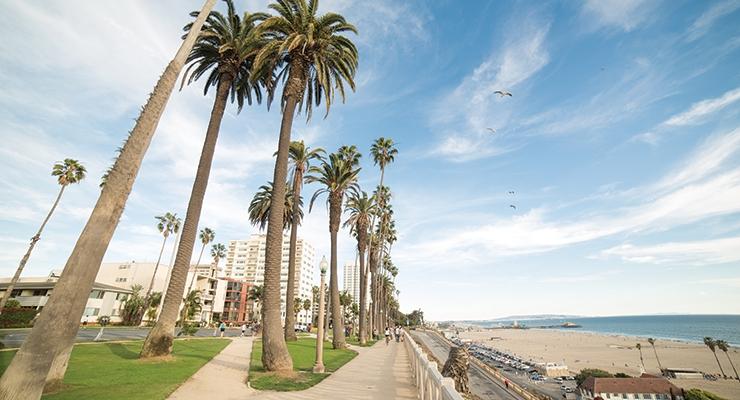 Beautiful Santa Monica, California will set the scene for the multi-faceted event.