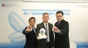 Novel Myopia Control Contact Lens Licensed by Hong Kong Startup