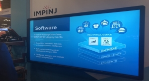 Impinj Shows Merger of RFID and Analytics at NRF 2018