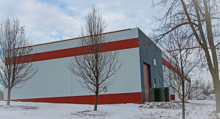 Wilson Manufacturing's new facility will be fully operational by April 2018.