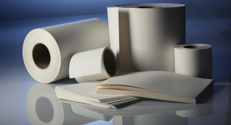 PPG's Teslin labelstock is a durable, secure and highly printable synthetic paper that excels in a wide range of demanding applications.