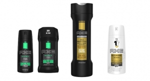 Axe Launches New Grooming Line