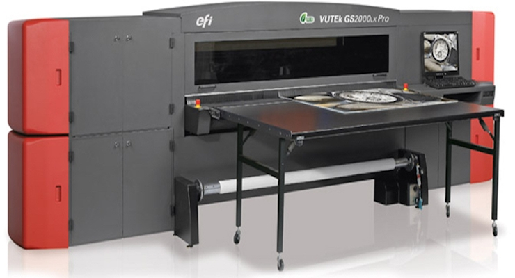 Reece Supply Extends High-quality Digital Offering, Becomes EFI Inkjet Distribution Partner