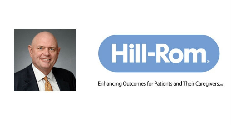 Hill-Rom Announces CEO Retirement and Transition Plan