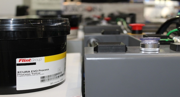 Printers Will Find UV LED Ink Experts at Flint Group's Print UV Booth